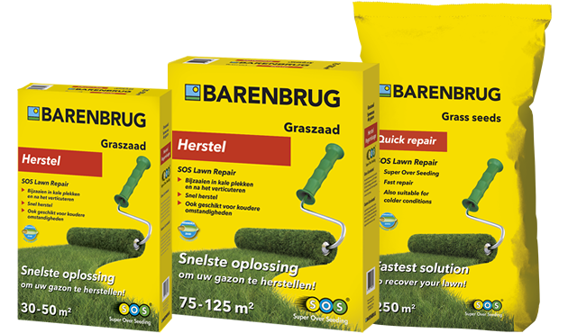 Aanbiedinggraszaadherstel • Gras en Groen Winkel