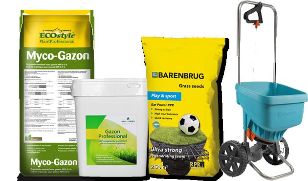 Aanbiedinggazonproducten • Gras en Groen Winkel